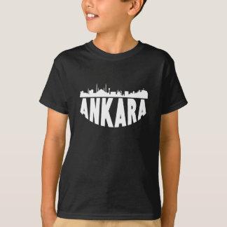 Ankara Turkey Cityscape Skyline T-Shirt