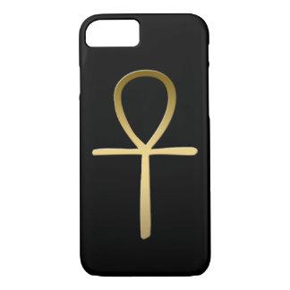 Ankh cross Egyptian symbol iPhone 8/7 Case