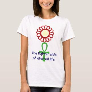 Ankh flower T-Shirt