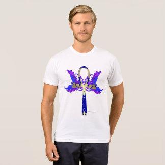 Ankh Phoenix Men's Poly-Cotton T-shirt