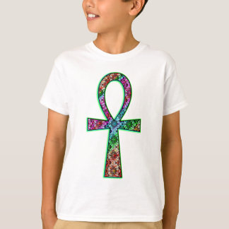 Ankh Psychedelic T-Shirt