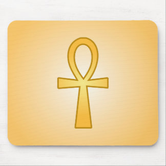 Ankh Symbol: Vector Art: Mouse Pad