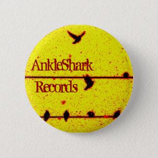 AnkleShark superfly 2 Inch Round Button