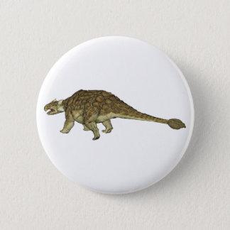 Ankylosaurus 2 Inch Round Button