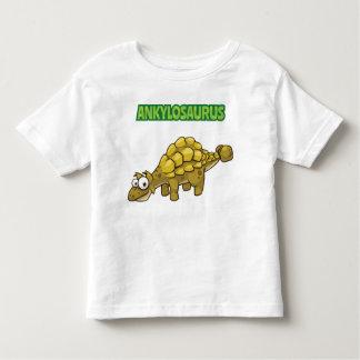 Ankylosaurus Toddler T-shirt
