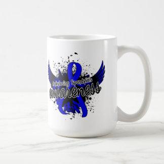 Ankylosing Spondylitis Awareness 16 Basic White Mug