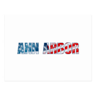 Ann Arbor Postcard
