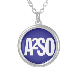 Ann Arbor Symphony Orchestra Silver Plated Necklace