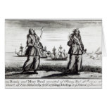 Ann Bonny and Mary Greeting Cards