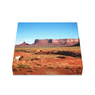 Ann Charles Photography   Wild Horses Canvas Wrap