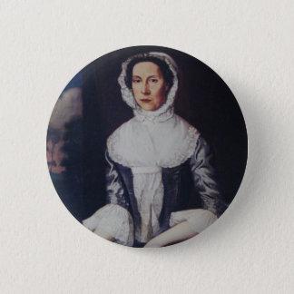 Ann Diggs Graeme I 2 Inch Round Button