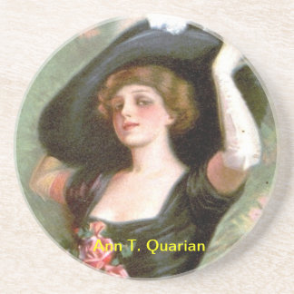 Ann T. Quarian Coaster