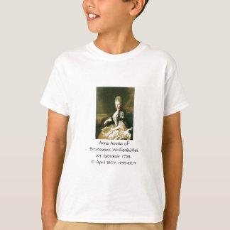 Anna Amalia of Brunswick-Wolfenbuttel 1739-1807 T-Shirt
