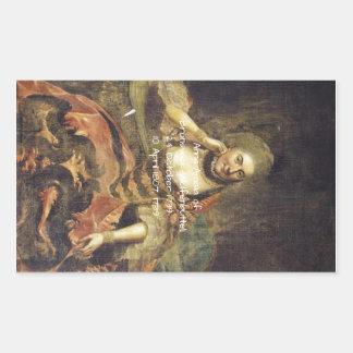 Anna Amalia of Brunswick-Wolfenbuttel 1739 Sticker