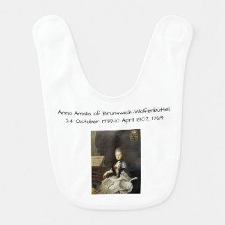 Anna Amalia of Brunswick-Wolfenbuttel 1769 Bib