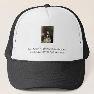 Anna Amalia of Brunswick-Wolfenbuttel 1769 Trucker Hat