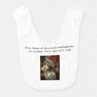 Anna Amalia of Brunswick-Wolfenbuttel 1788 Bib