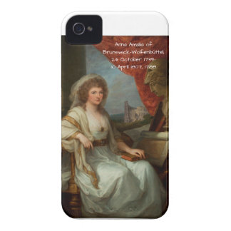 Anna Amalia of Brunswick-Wolfenbuttel 1788 iPhone 4 Case