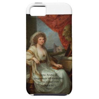Anna Amalia of Brunswick-Wolfenbuttel 1788 iPhone 5 Case