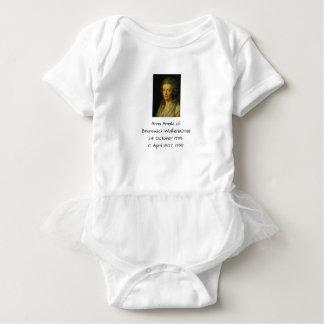 Anna Amalia of Brunswick-Wolfenbuttel 1795 Baby Bodysuit