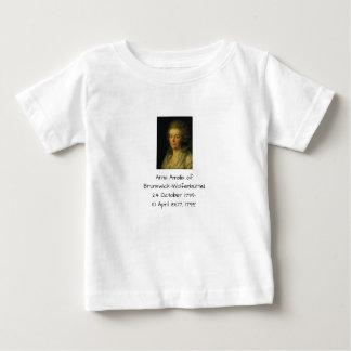 Anna Amalia of Brunswick-Wolfenbuttel 1795 Baby T-Shirt