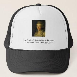 Anna Amalia of Brunswick-Wolfenbuttel 1795 Trucker Hat