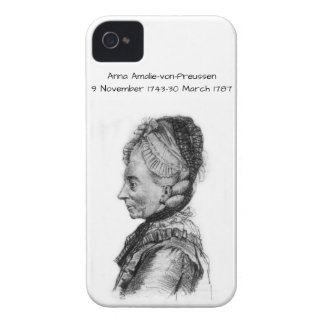 Anna amalie von Preussen iPhone 4 Case