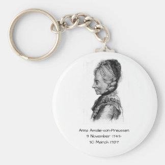 Anna amalie von Preussen Keychain