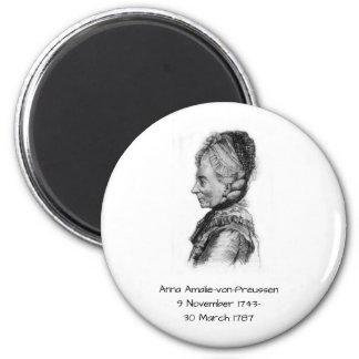 Anna amalie von Preussen Magnet