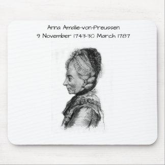Anna amalie von Preussen Mouse Pad