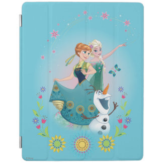 Anna and Elsa | Celebrate Sisterhood iPad Cover