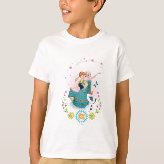 Anna and Elsa | Celebrate Sisterhood T-Shirt