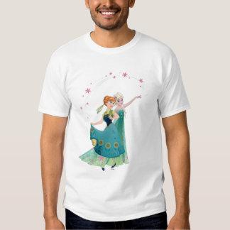 Anna and Elsa | Celebrate Sisterhood Tshirt