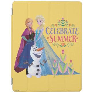 Anna and Elsa | Celebrate Summer iPad Cover