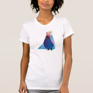 Anna and Elsa | Holding Hands T-Shirt
