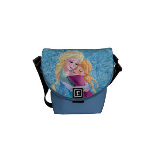 Anna and Elsa | Hugging Courier Bag