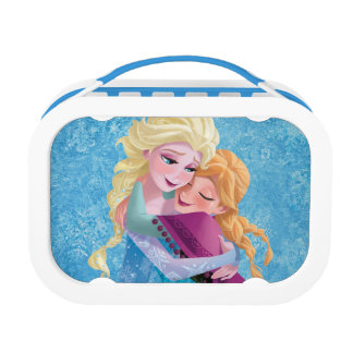 Anna and Elsa | Hugging Lunch Box