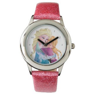 Anna and Elsa | Hugging Watch