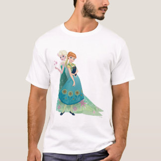 Anna and Elsa | My Sister Loves Me T-Shirt