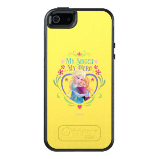 Anna and Elsa | My Sister My Hero OtterBox iPhone 5/5s/SE Case