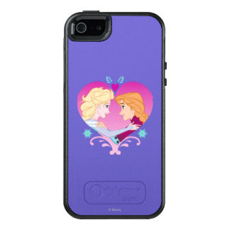 Anna and Elsa | Strong Bond OtterBox iPhone 5/5s/SE Case