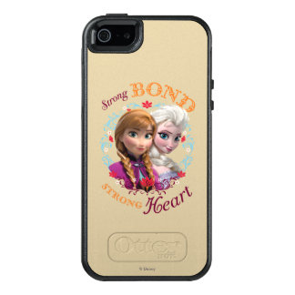 Anna and Elsa | Strong OtterBox iPhone 5/5s/SE Case
