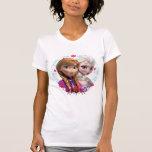 Anna and Elsa | Strong Tee Shirt