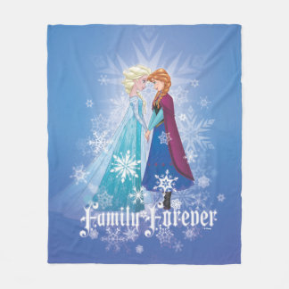 Anna and Elsa | Together Forever Fleece Blanket