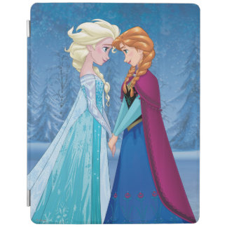 Anna and Elsa | Together Forever iPad Cover