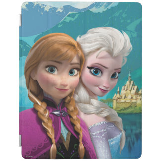 Anna and Elsa | Together iPad Cover