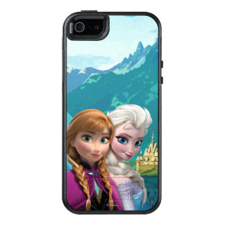 Anna and Elsa | Together OtterBox iPhone 5/5s/SE Case
