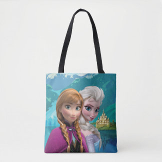 Anna and Elsa | Together Tote Bag