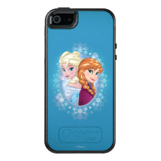 Anna and Elsa | Winter Magic OtterBox iPhone 5/5s/SE Case