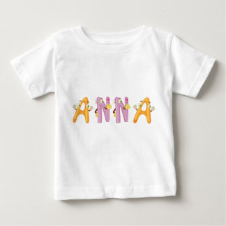 Anna Baby T-Shirt